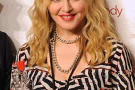 Plantón de Madonna en la Berlinale