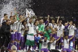 El Real Madrid hace historia y conquista su duodécima Copa de Europa