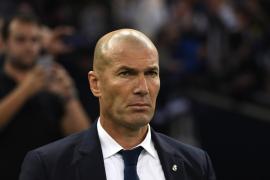 Zidane: «Estos éxitos se consiguen trabajando»