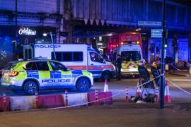 Varias víctimas por un atropello múltiple en el puente de Londres
