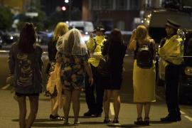 Un español, entre los heridos tras el atentado de Londres