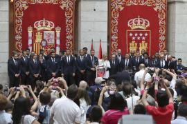 El Bernabeu echa el cierre a una jornada festiva y una temporada triunfal