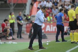 Sergi Barjuan: «Se ha puesto todo el trabajo, pero no ha podido ser»