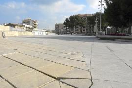 Un informe cifra en 634.000 euros el  arreglo de la plaza Mallorca de Inca