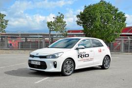 Nuevo Kia Rio: Seguridad y eficiencia unidas en un gran coche