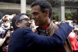 Sánchez ofrece a Patxi López un puesto en la ejecutiva del PSOE