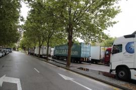 Normalidad en los puertos de Baleares pese a la huelga de estibadores