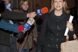 La jueza del caso can Domenge dice que Munar participó en la venta irregular del solar