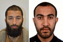 Dos de los terroristas de Londres han sido identificados como Khuram Shazad y Rachid Redouane