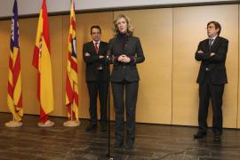 Garmendia acuerda incluir a Balears en la Estrategia Nacional para la Innovación