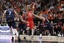 El Valencia jugará ante el Real Madrid la segunda final de la ACB de su historia
