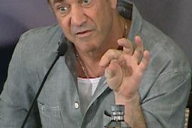 Mel Gibson vuelve a dar la cara