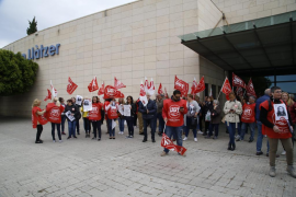 Desconvocan las huelgas de limpieza de Son Llàtzer y Joan March