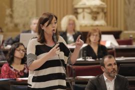 Armengol: «No queremos menos que Canarias»