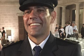 Fallece a los 40 años el policía nacional Vicente Tur