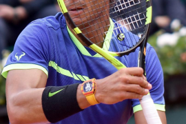 Aplazan el Nadal-Carreño y el Djokovic-Thiem que se jugarán este miércoles