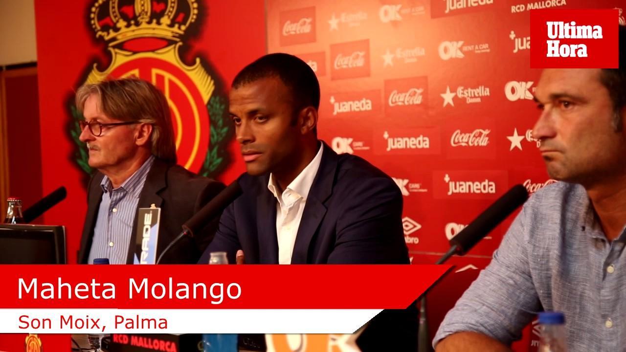 Molango: «El objetivo del Mallorca en Segunda B será ser competitivo»