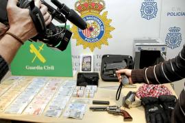 El atracador de bancos robaba para reformar su casa de Portocolom