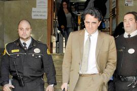 El juez Castro da un día más a Matas para impugnar la fianza civil de 1,6 millones