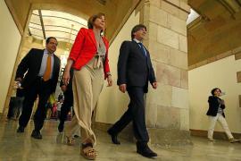 El Pacte pel Referèndum no se disuelve y deja a Puigdemont la opción unilateral