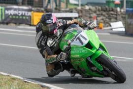 Fallece el piloto británico Davey Lambert tras sufrir un accidente en el TT de la Isla de Man