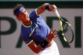 Nadal pasa a las semifinales de Roland Garros tras la retirada de Carreño