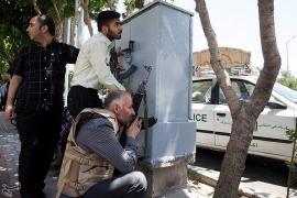 Las fuerzas iraníes abaten a cuatro terroristas y ponen fin al ataque al Parlamento