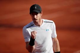 Murray vuelve a sufrir pero ya está en semifinales