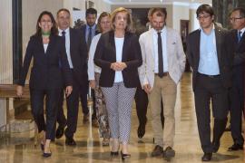 Báñez felicita a los hoteleros de Mallorca por «situar la industria turística a la vanguardia de Europa»