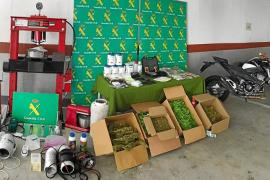 «Seguiremos siendo implacables contra el narcotráfico en la Isla»