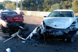 Un conductor fugado fallece en un accidente en Capdepera