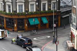 Los familiares de Echeverría son informados en Londres del modo en que murió