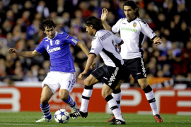 Raúl castiga al Valencia (1-1)