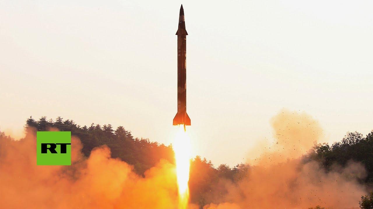 Corea del Norte insiste en sus pruebas armamentísticas disparando misiles de crucero