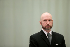 La Justicia noruega desestima un nuevo juicio a Breivik por su trato en prisión