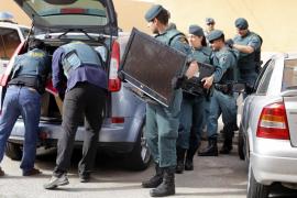 La operación Valley se cobra nueve detenidos más por tráfico de drogas en Sóller