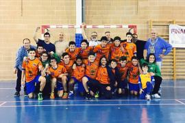 La selección española cadete de balonmano convoca al ibicenco Pablo Núñez