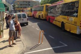 El GOB advierte que solar para la estación de autobús de Pollença no es edificable