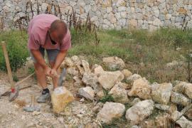 El Consell declarada BIC inmaterial la técnica de construcción con 'pedra en sec'