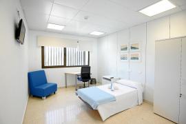 La residencia será gratis para los médicos el primer mes de estancia