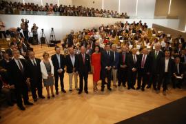 La CAEB celebra su 40 aniversario y premia a Rafael Moyá como 'Empresario del año'