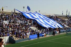 El Atlético Baleares presenta a Cort su plan para el futuro Estadi Balear
