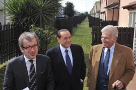 Berlusconi afirma no estar «para nada preocupado» por el juicio del caso Ruby