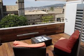 El precio de tener una vivienda con terraza en Palma