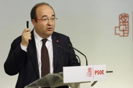 Iceta (PSC) califica el referéndum como «una etapa más de un camino a ninguna parte»