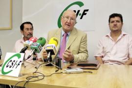 Funcionarios catalanes piden protección a CSIF tras el anuncio de referéndum