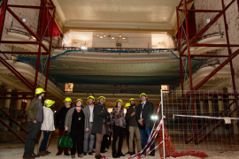El Govern autoriza 3,09 millones para reformar el Teatre Principal de Inca