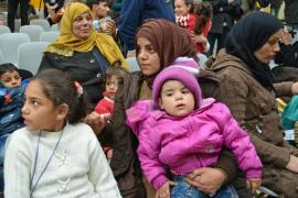 Palma, entre las 25 ciudades que exigen al Gobierno atender a refugiados