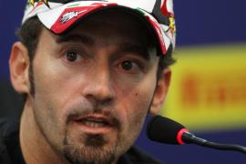 El piloto italiano Max Biaggi ingresa grave en un hospital tras un accidente entrenando