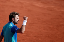 Wawrinka remonta a Murray y jugará su segunda final en Roland Garros